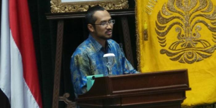 Ketua Komisi Pemberantasan Korupsi (KPK) Abraham Samad | KOMPAS.com