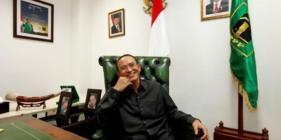 Ketua Umum DPP Partai Persatuan Pembangunan Suryadharma Ali