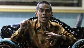 Rektor Institut Agama Islam Negeri (IAIN) Sunan Ampel, Abd. A'la. TEMPO/Aris Novia Hidayat