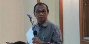 Wakil Ketua Komisi Pemberantasan Korupsi (KPK) Busyro Muqoddas - KOMPAS