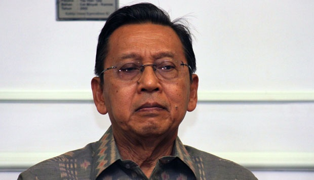 Wakil Presiden Boediono. - TEMPO