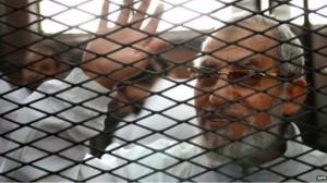 Mohammed Badie dan pemimpin Ikhwanul Muslimin lain dituduh memicu pembunuhan