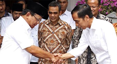 Jokowi akan berhadapan dengan tiga arena politik, salah satu adalah parlemen yang dikendalikan oleh Koalisi Pendukung Prabowo (KPP)