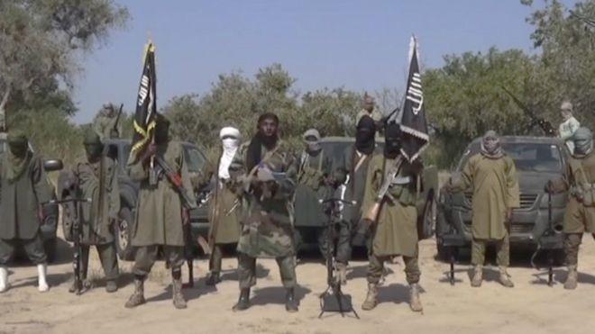 Ilustrasi: Boko Haram meluncurkan operasi militer pada tahun 2009 untuk mendirikan negara Islam. - BBC